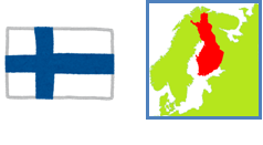 フィンランドの食事
