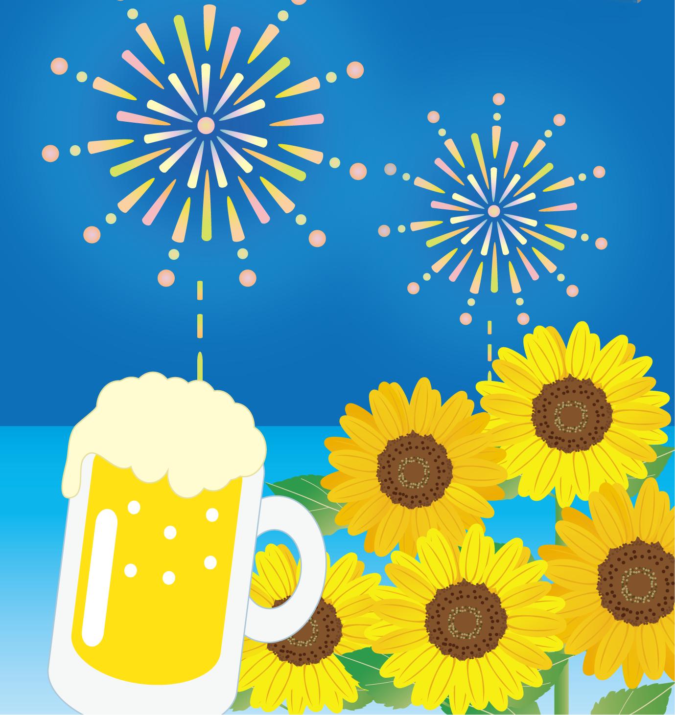 夏のお酒の楽しみ方