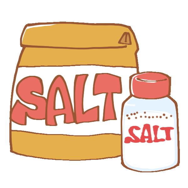 塩(食塩)について